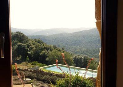 hoteles en girona con piscina privada
