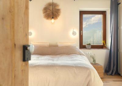 dormir en una casa rural con encanto