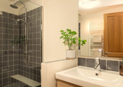 une chambre de charme avec douche a l italienne